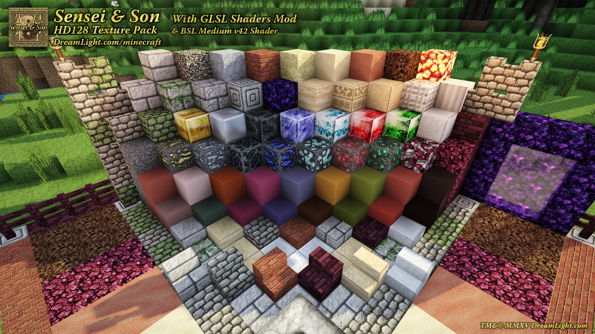 Teaching Teens 3D Graphics with Video Games Like Minecraft