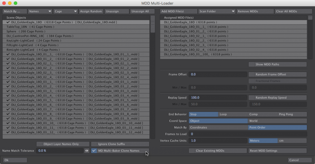 Motion Designer MDD-Multi-Loader