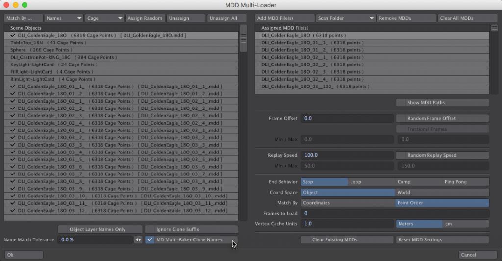 Motion Designer MDD-Multi-Loader