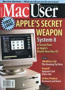 MacUser 3D Bose Auto
