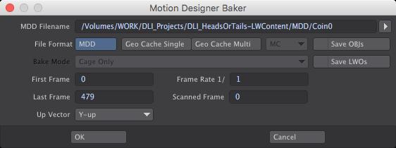 Motion Designer - MD-Baker