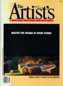 The Artists Magazine - Scaramozzino - Pride