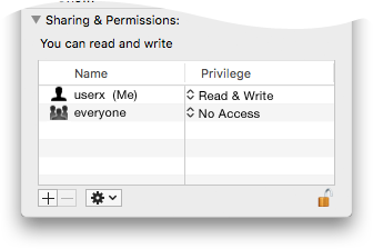How to Fix Mac OS X File Permissions - Default User Library Permissions