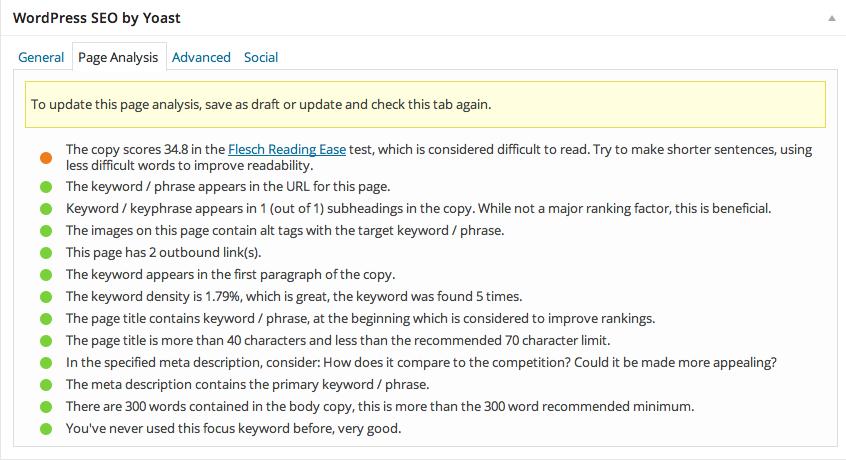 Hack Fix for Yoast WordPress SEO Plugin