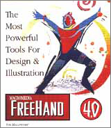 Macromedia FreeHand Client Supplied Initial Mockup